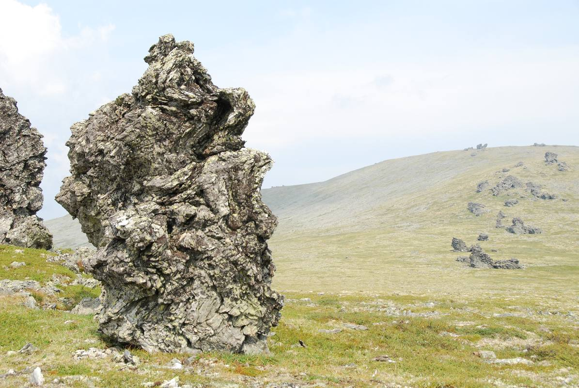 Северный Урал. По стране каменных городов