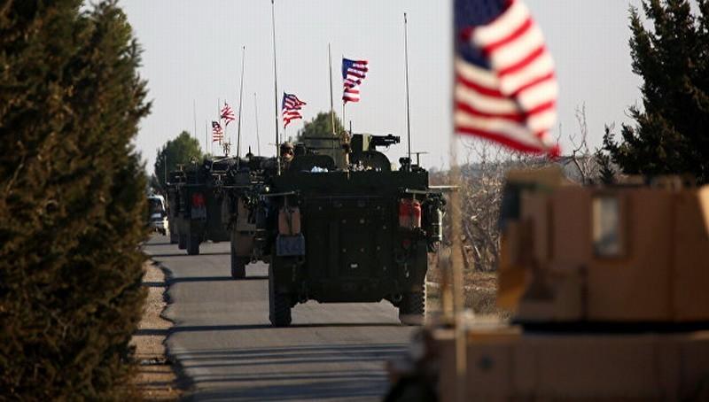 Пора из Сирии прогнать США: российские войска начинают осаду базы США у селения Ат-Танф