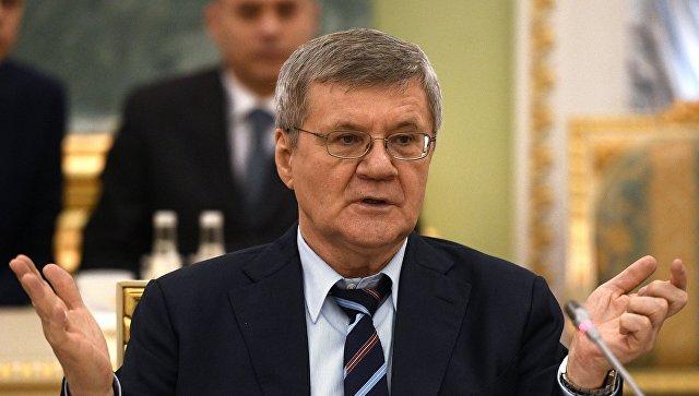 Чайка: при строительстве объектов Геопорта похитили более 1,6 млрд рублей