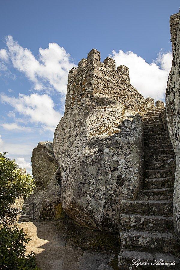 Замок мавров в Португалии путешествия, факты, фото