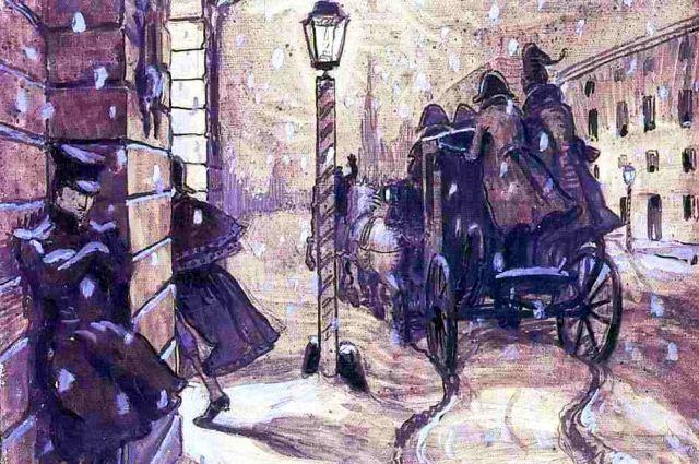 В гости к «Пиковой даме». Петербургские адреса литературных героев