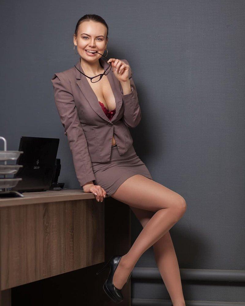 сектор, например, секретарша фото частное приветливо