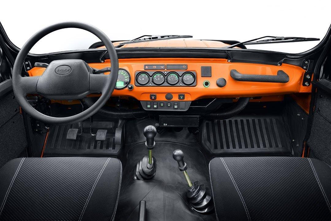 УАЗ начал продажи экспедиционного Хантера авто,авто и мото,автомобиль,автоновости,Россия,Хантер