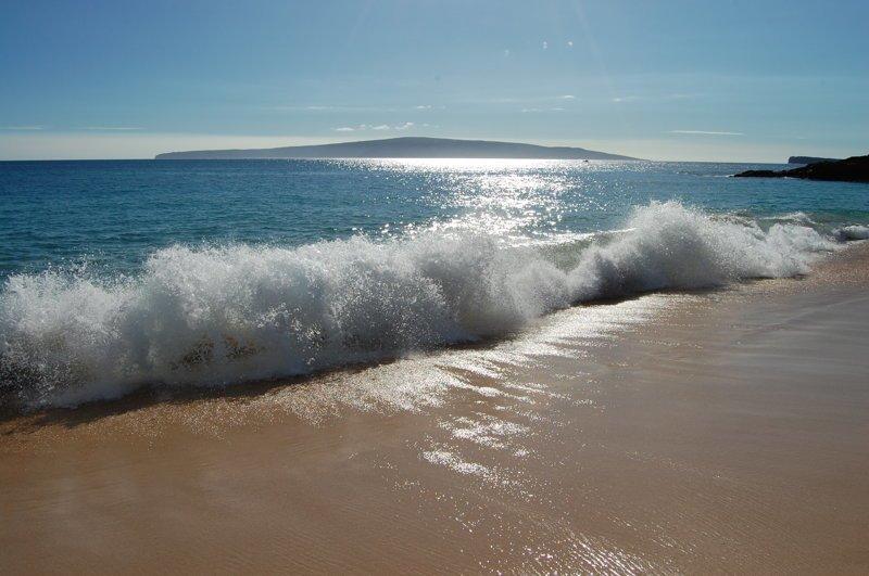 Гавайи - одни из самых удаленных тропических островов, до материка 3700 км ! америка, вулканы, гавайи, пейзажи, природа, путешествия