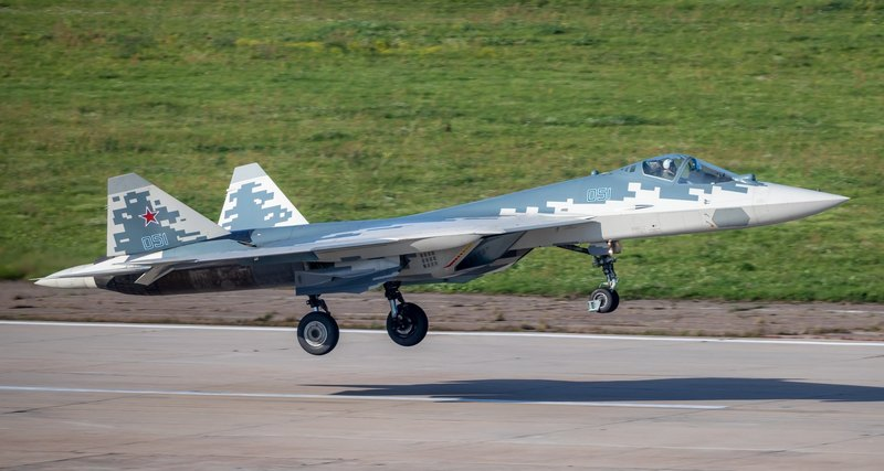 Су-57 успешно прошёл госиспытания