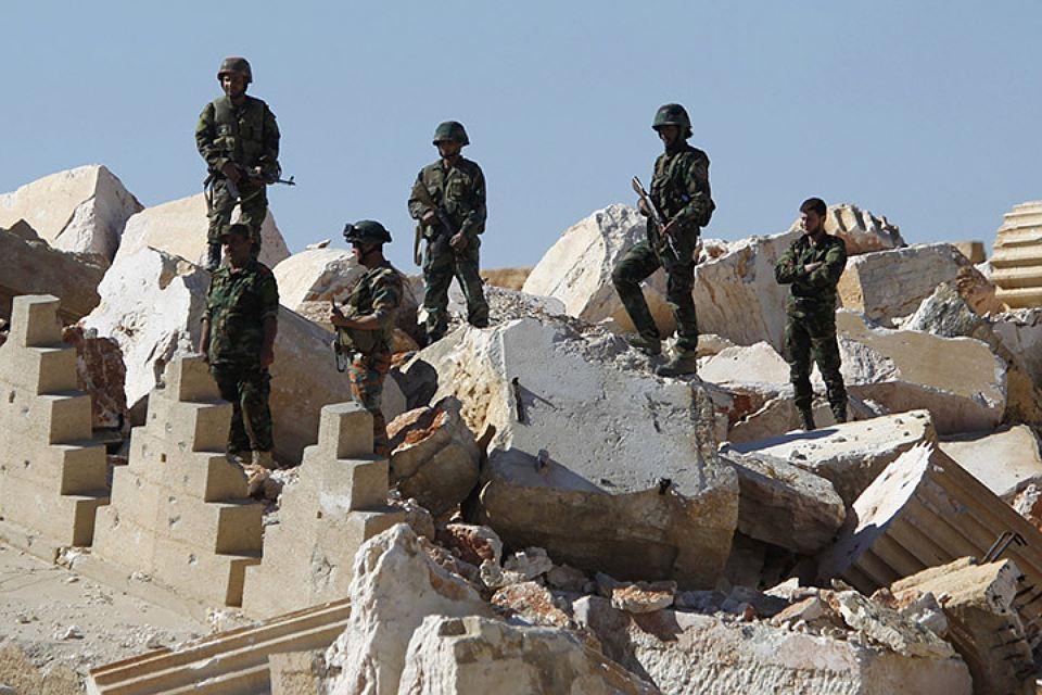 Пентагон раздражен докладами из Сирии