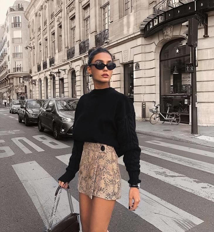 модные юбки 2019 фото 11