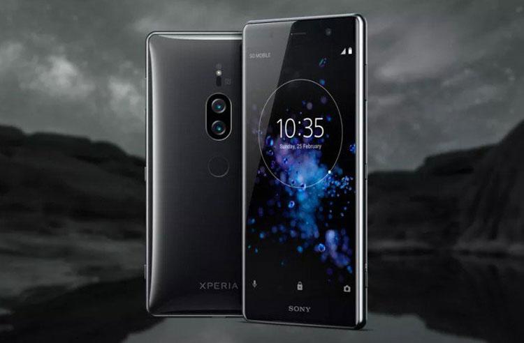 Sony наконец-то готова начать продажи Xperia XZ2 Premium с 4К-экраном