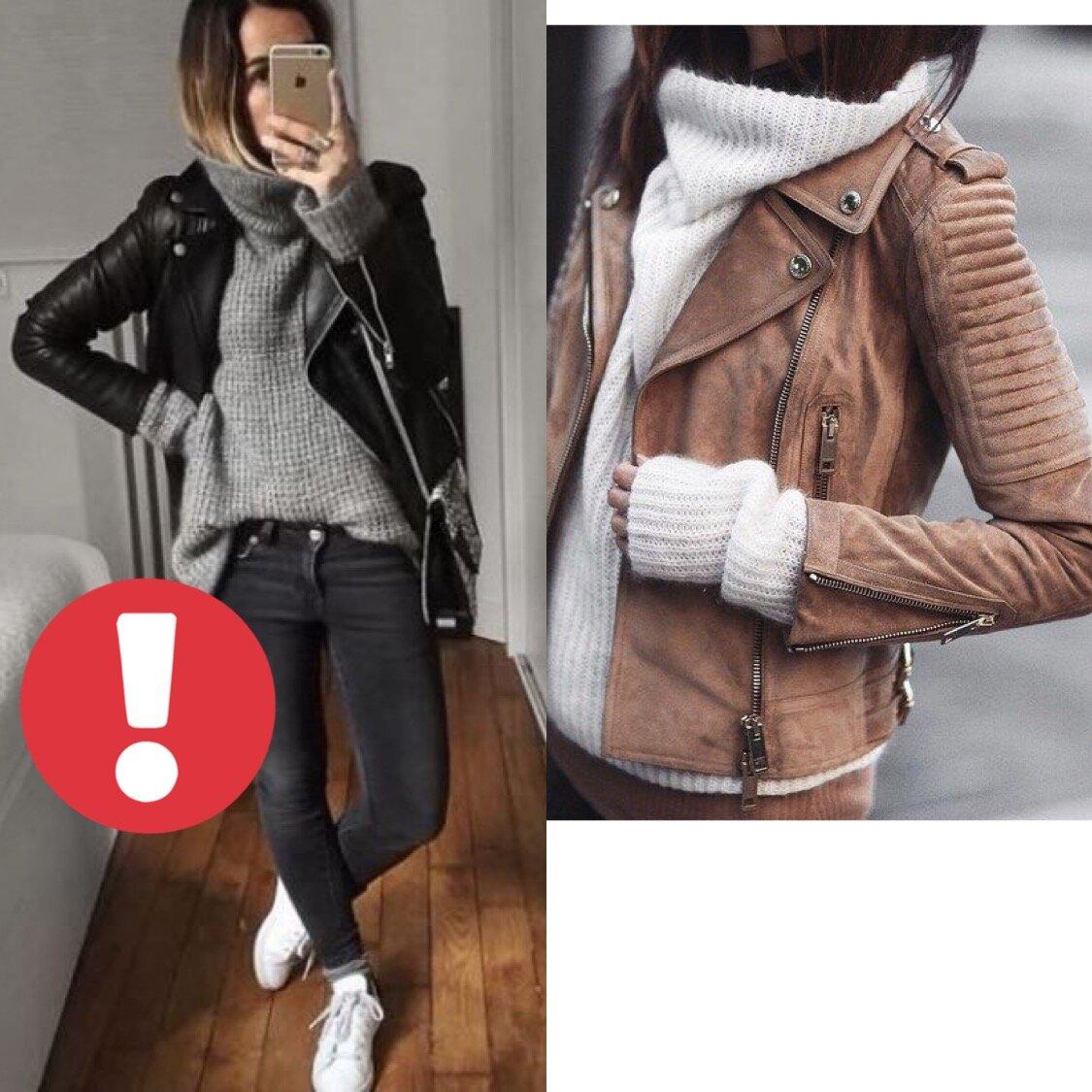 7 ошибок в зимнем образе мода и красота,модные образы,модные советы,одежда и аксессуары
