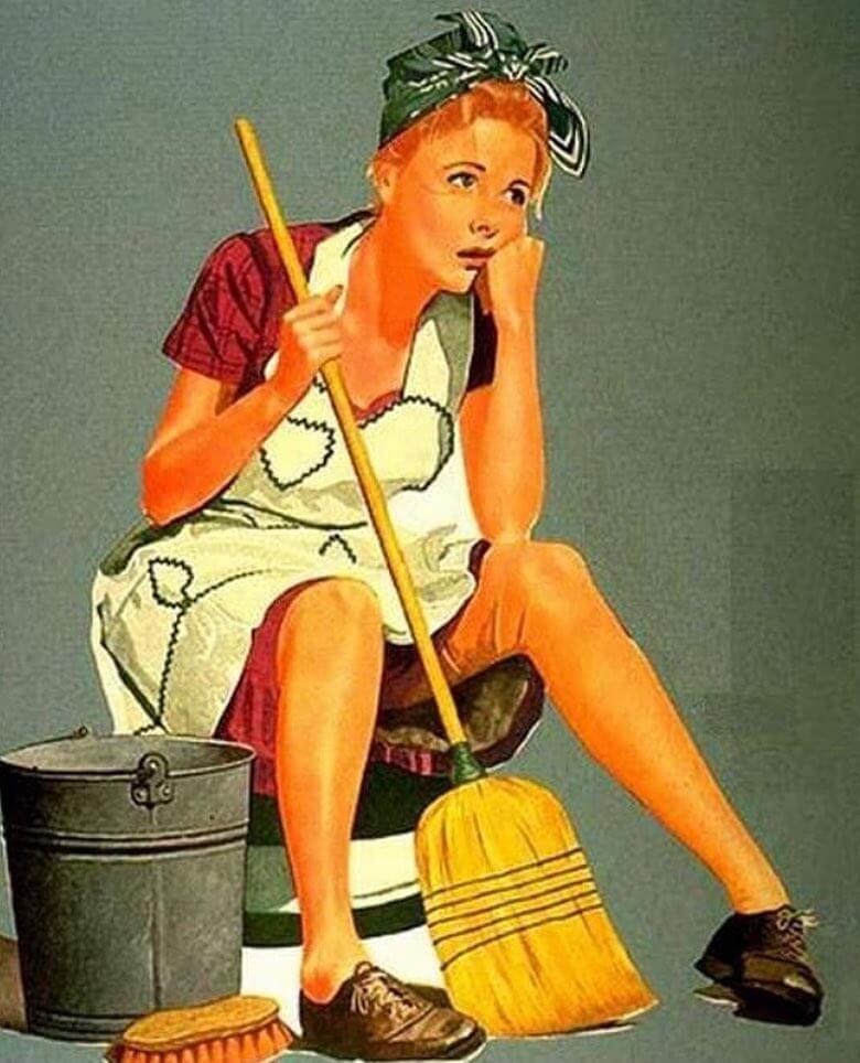 Картинки про домохозяек смешные, для моей любимой