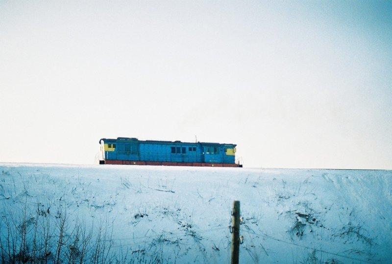 Следующая станция — Зимняя сказка зима, поезд, рельсы, романтика, сказка, снег, эстетика