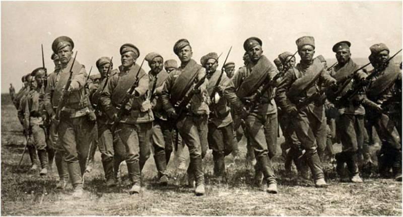 100 лет вины перед русским солдатом