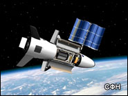 Из беспилотника X-37B сделают пилотируемый шаттл