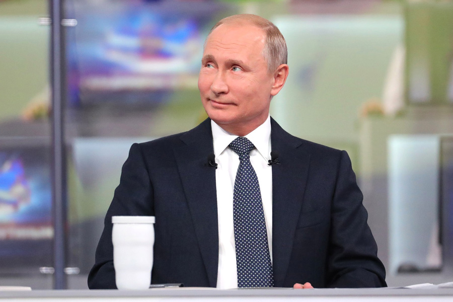 Об ультиматуме Владимира Путина по Украине
