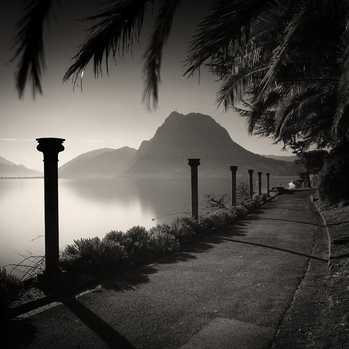 Тишина в чёрно-белой фотографии Пьерра Пеллегрини современные