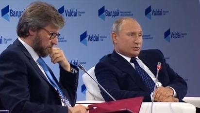 Путин объяснил, зачем Россия участвовала в сирийской войне