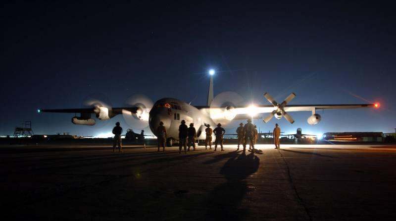 Подозрительный спецрейс C-130J ВВС США из Риги в Киев. Что следует принять во внимание командованиям армейских корпусов ЛДНР и Генштабу ВС России