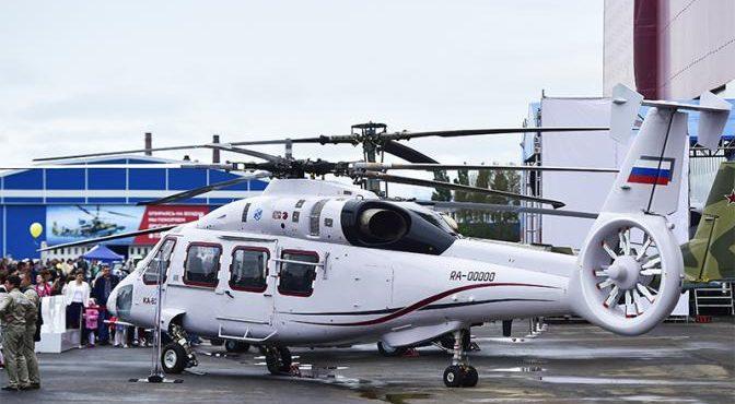 Ка-62 и «Ансат» вступают в схватку с вертолетами США и Европы