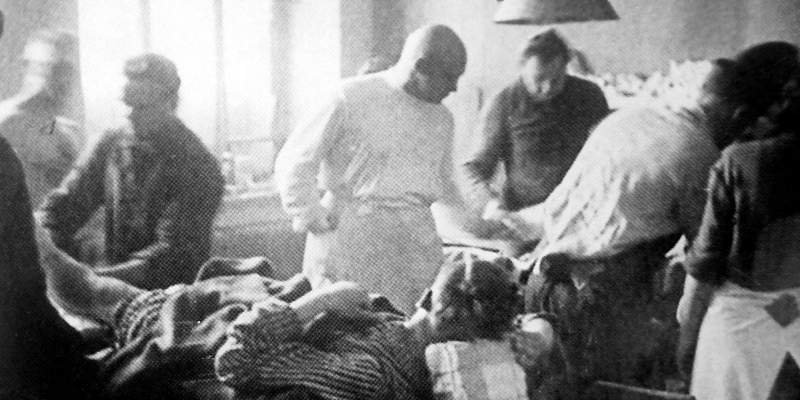 Передовая немецкая медицина война, история, медицина
