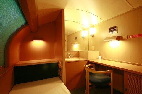 И уединённый номер премиум-класса с отдельной ванной в мире, комфорт, поезд, ретро, япония