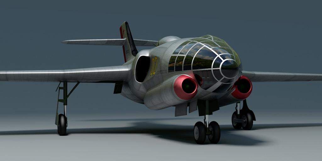 Турбореактивная «бомба» Сухого— скоростной бомбардировщик Су-10