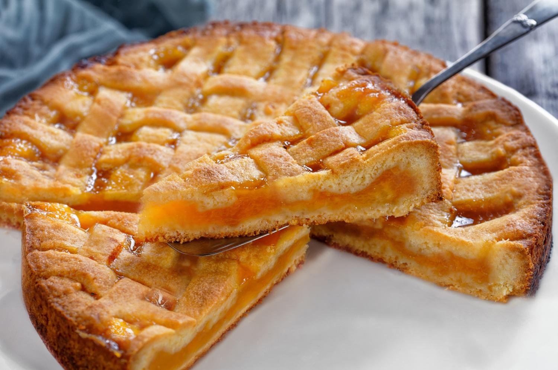 Рецепт нежного и вкусного абрикосового пирога