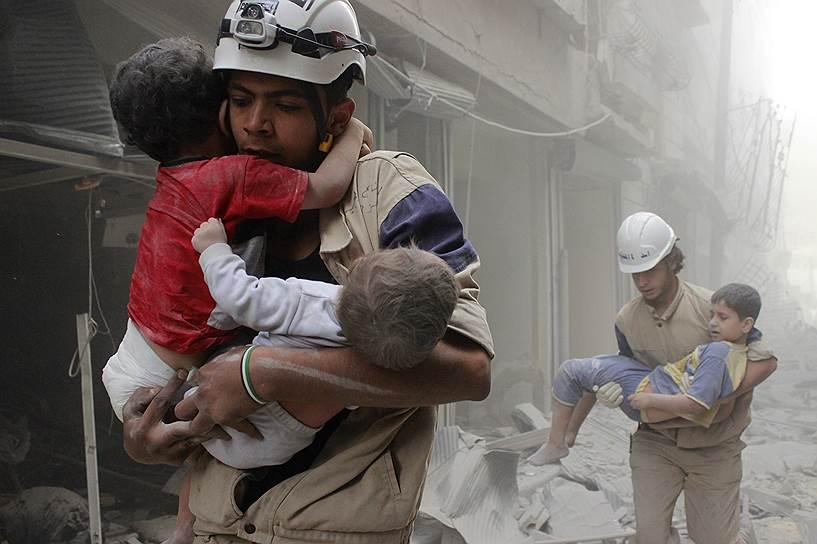 Шведские врачи поймали «Белые каски» на вранье в Сирии