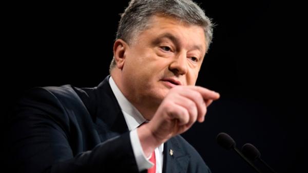 Приговор Украине от Порошенко