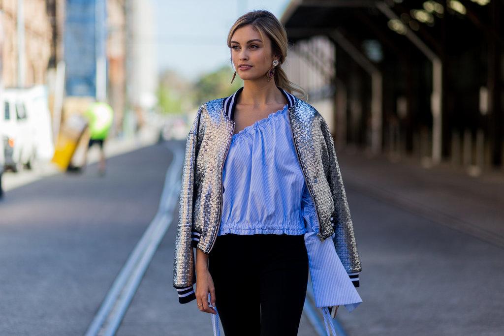 Невероятный уличный стиль на неделе моды в Сиднее 2016, фото