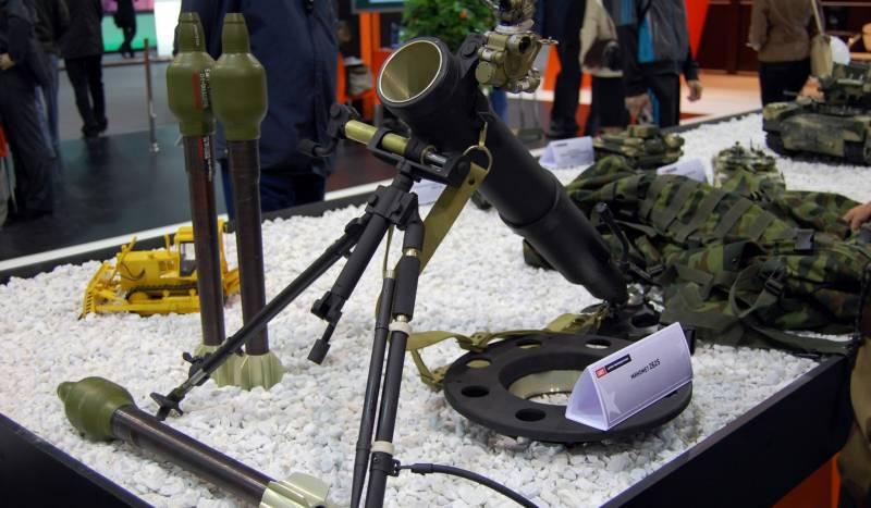 «Тихий миномёт» 2Б25 «Галл»: опасное оружие российского спецназа