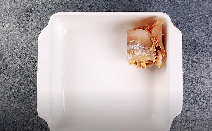 Готовим минтай и скумбрию по совету из Сибири: добавляем сока маринадом рыбные блюда