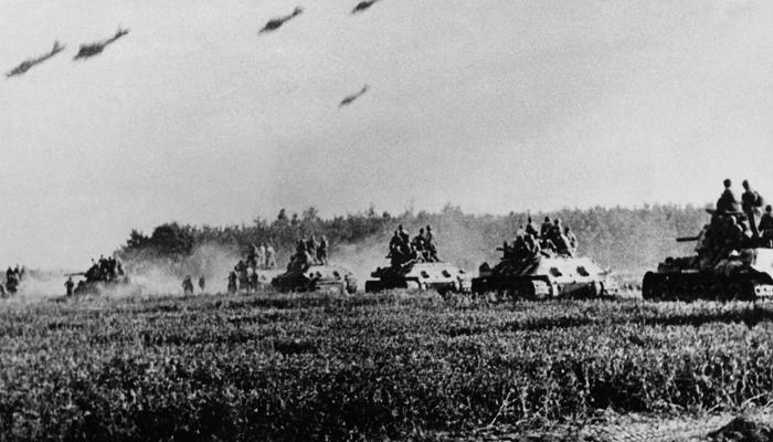 В Германии решили, что в Курской битве победил Гитлер геополитика,история
