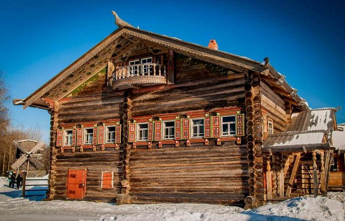 Почему старые деревянные дома не гниют сотню лет