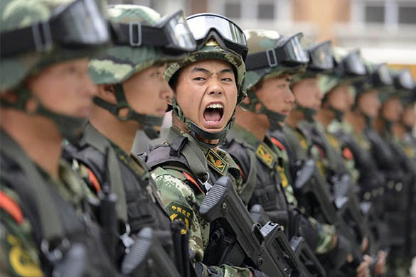 США в шоке Китай уничтожит их, не воюя