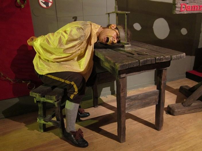 10 самых страшных пыток средневековья
