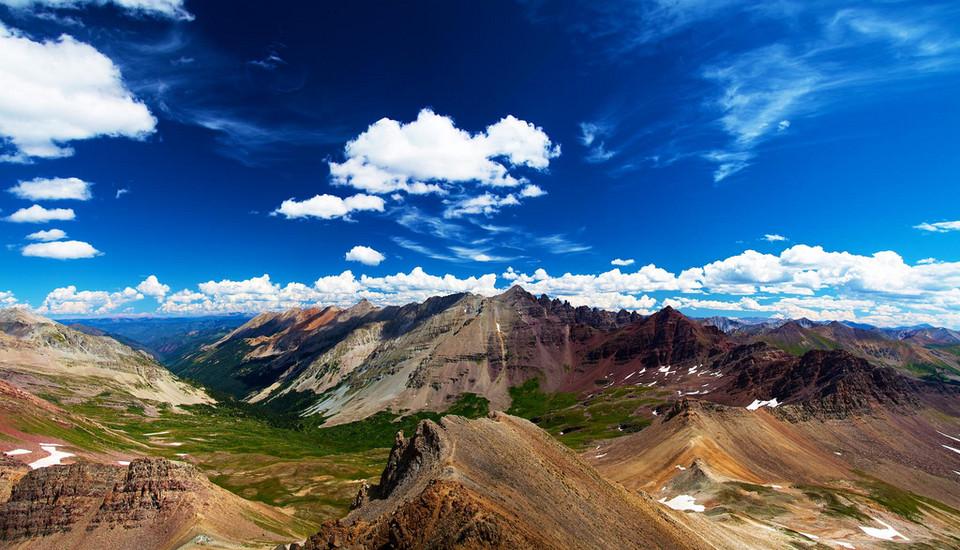Вдохновляющая красота гор