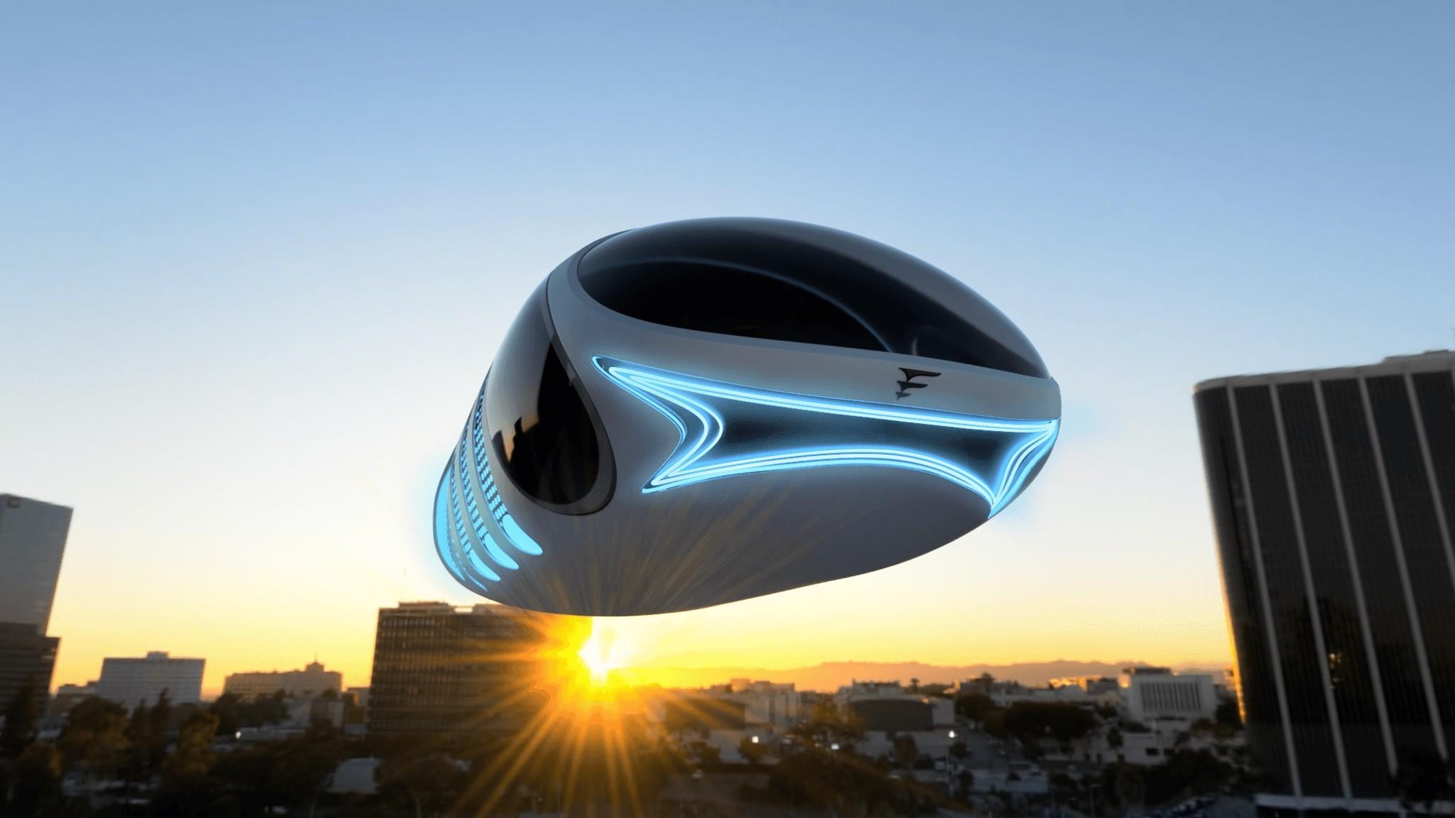 Летающий батон: воронежский Scienex Flyter будет выпущен тиражом 50 млн экземпляров авто,авто и мото,автосалон,автосамоделки,водителю на заметку,машины,новости автомира,Россия,тюнинг