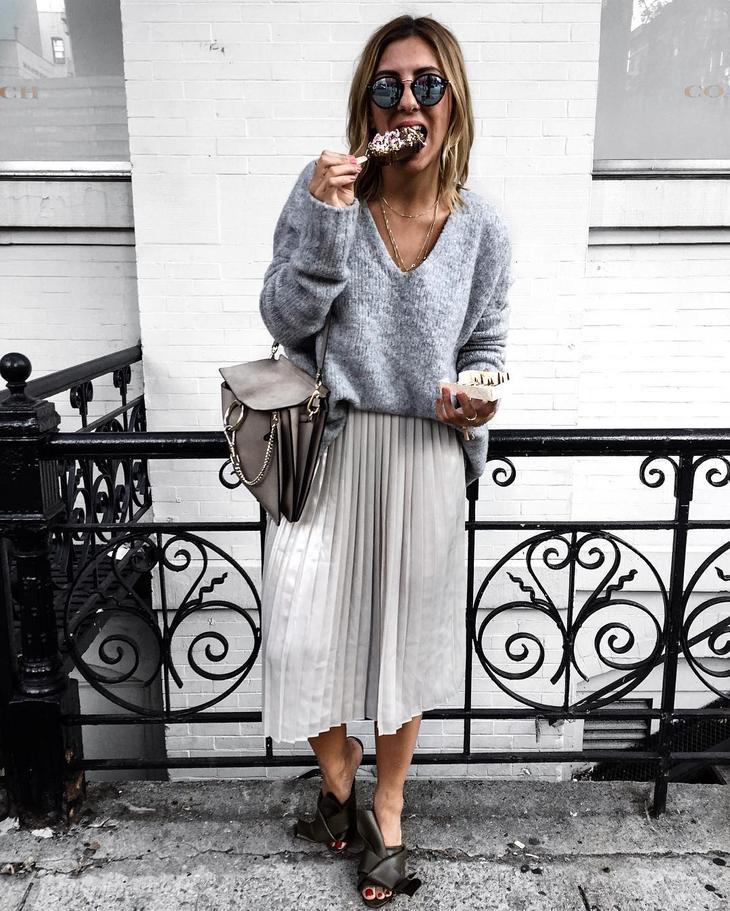 модные юбки 2019 фото 16