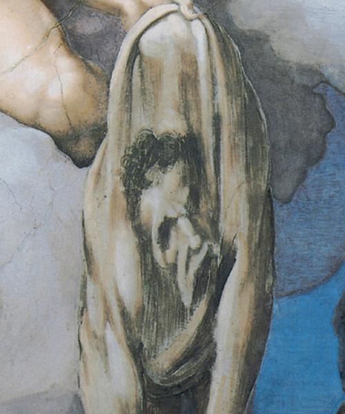 ОБИДЕТЬ ХУДОЖНИКА: 7 ТАЙН «СТРАШНОГО СУДА» МИКЕЛАНДЖЕЛО