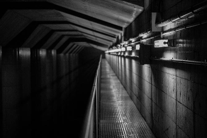 Огромное подземелье под Токио