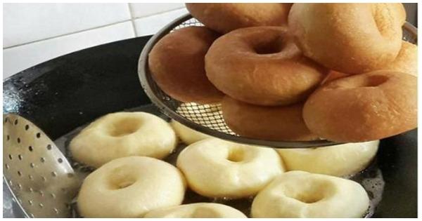 Пончики — просто пальчики оближешь!