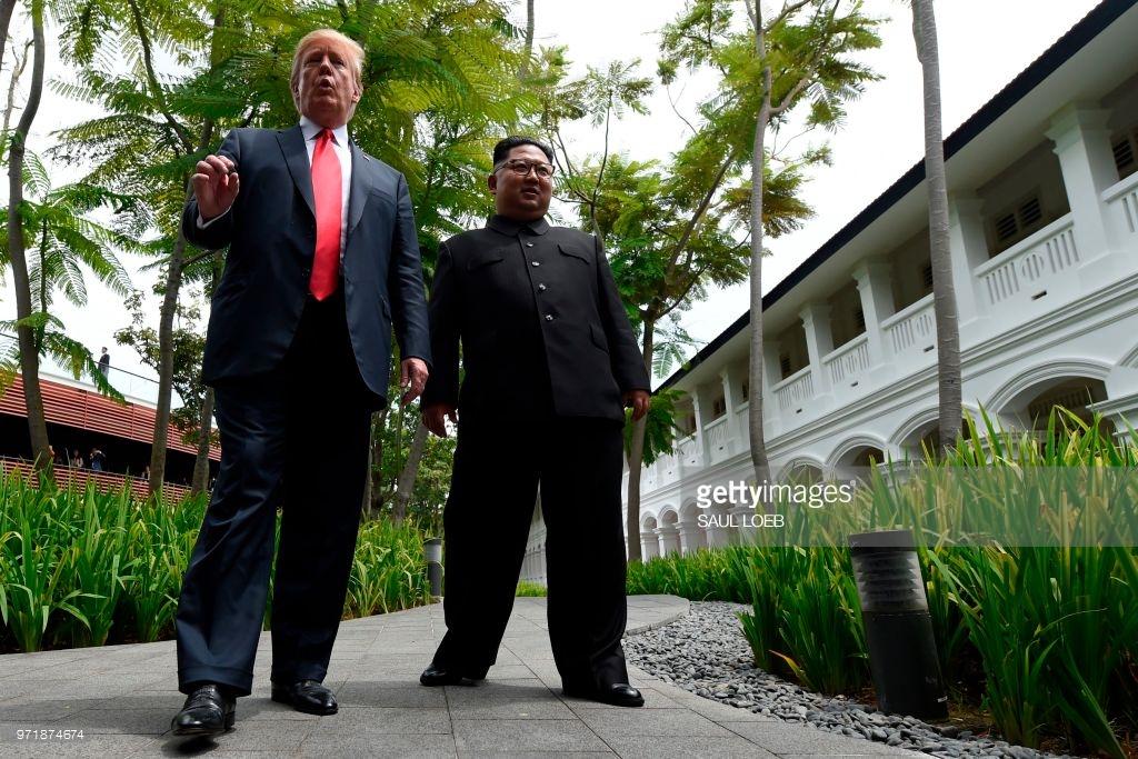Северная Корея — всё?
