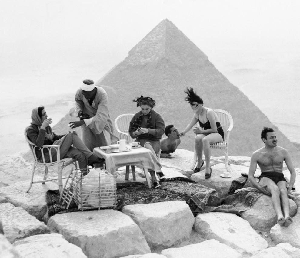 Эпохальные фото, на которых запечатлена история человечества