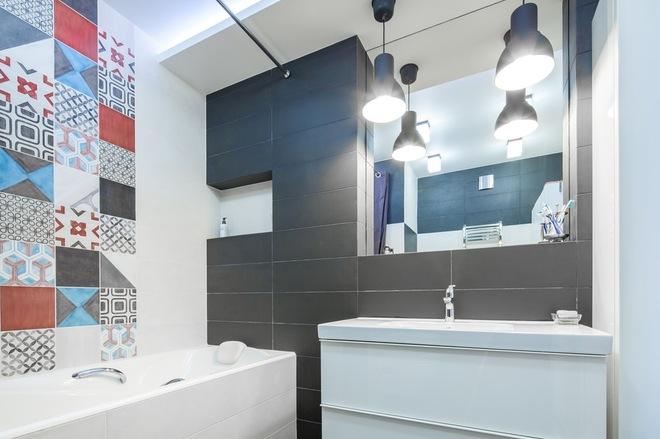 Современный Ванная комната by SPACE FOR LIFE
