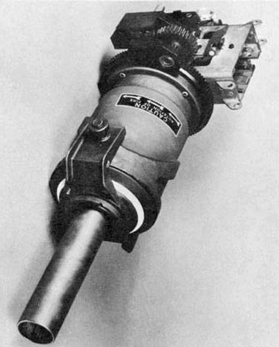 Автоматический гранатомёт M129 (США)