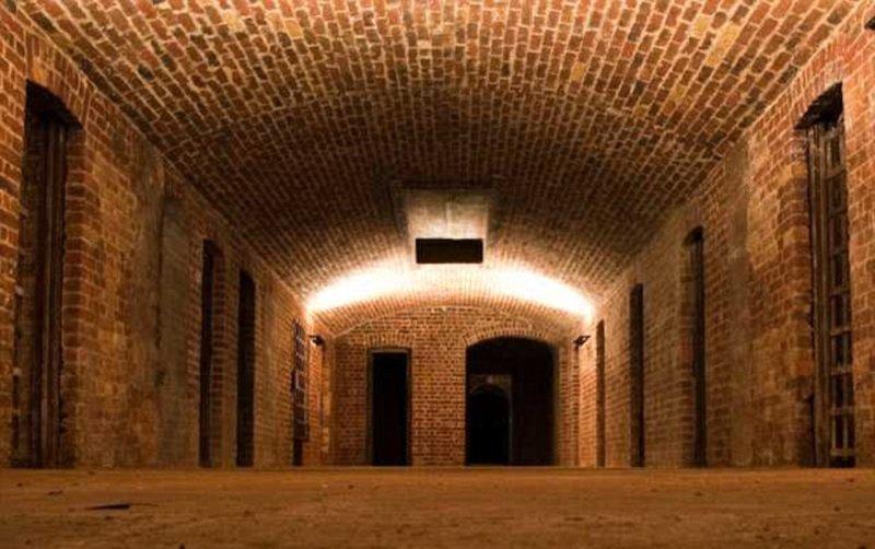 Клеркенвельская тюрьма великобритания, достопримечательности под землей, интересно, история города, лондон, подземный Лондон, познавательно, путешествия
