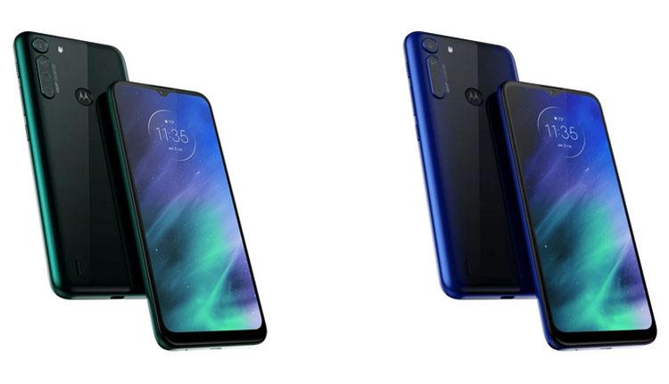 Motorola показала недорогой смартфон One Fusion