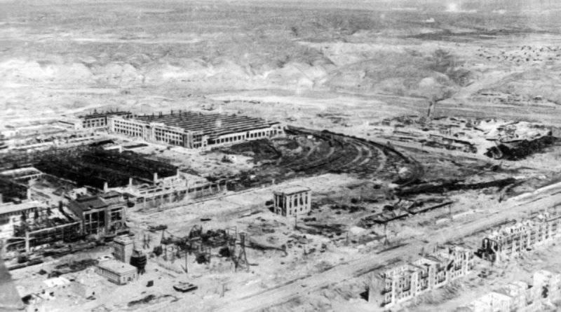 75 лет с начала битвы за Сталинград