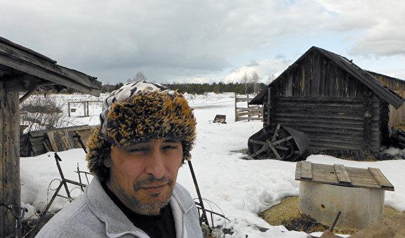 Индеец лакота в глуши муромских лесов: «Хочу стать гражданином РФ!»