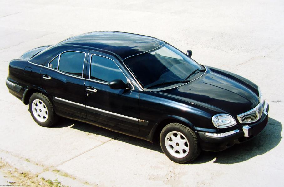 История Волги ГАЗ-3111 автомобили,Марки и модели